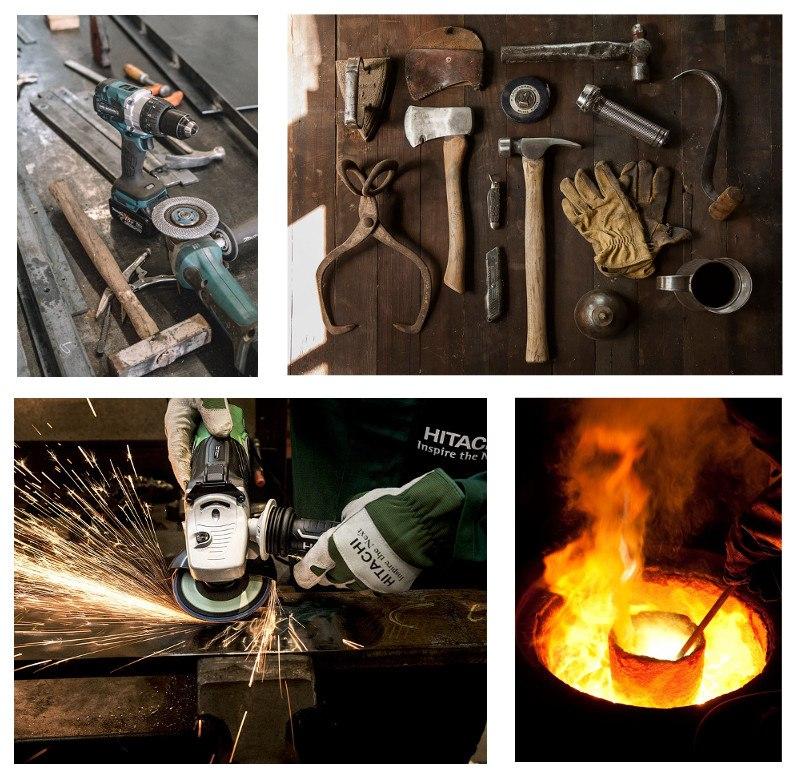 Beginner's Blacksmithing Tool Kit
