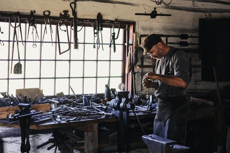 Beginner's Guide to Blacksmithing